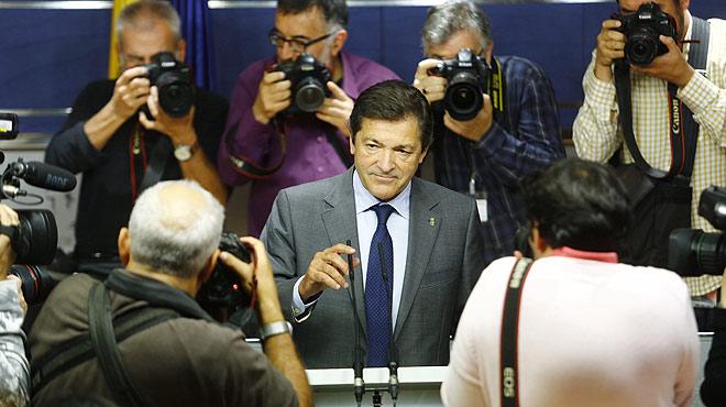 EL PSOE, dividido ante la investidura de Rajoy.