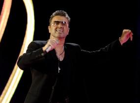 George Michael, durante un concierto en mayo del 2007 en Bratislava.