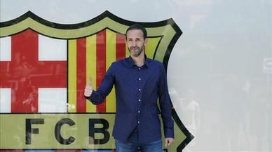 """Sito Alonso: """"Nunca hay un mal momento para ser entrenador del Barça"""""""