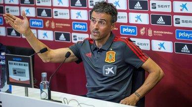 Luis Enrique se olvida de Jordi Alba y solo convoca a Busquets