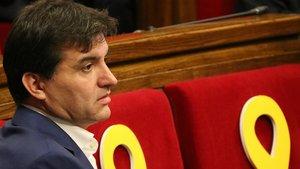 El recurs de Puigdemont al TC reobre la crisi entre JxCat i ERC
