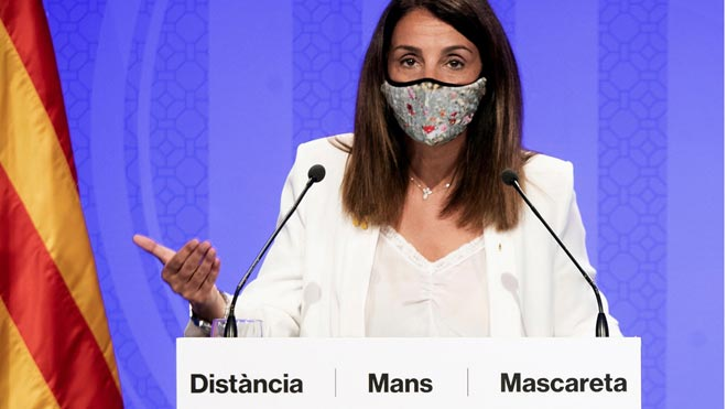 Cancel·lacions en cadena a Barcelona pel rebrot de coronavirus