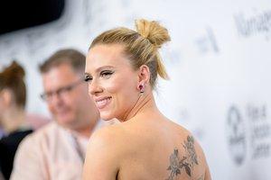 Scarlett Johansson, en la 'premiere' de 'Marriage Story', en el festival de cine de Nueva York, el pasado viernes.