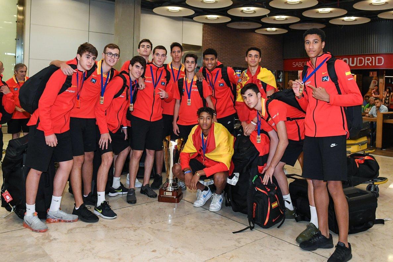 Un futur d'altura per al bàsquet espanyol