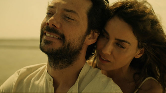 Vídeo promocional de la serie de Movistar+ El embarcadero.