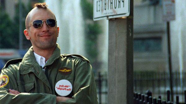 Trailer de la película Taxi driver.