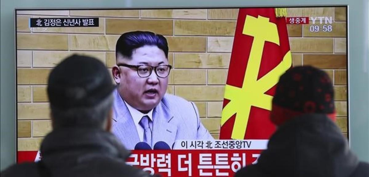 L'oferta de diàleg del líder Kim