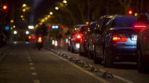Barcelona és la ciutat amb més embussos d'Espanya