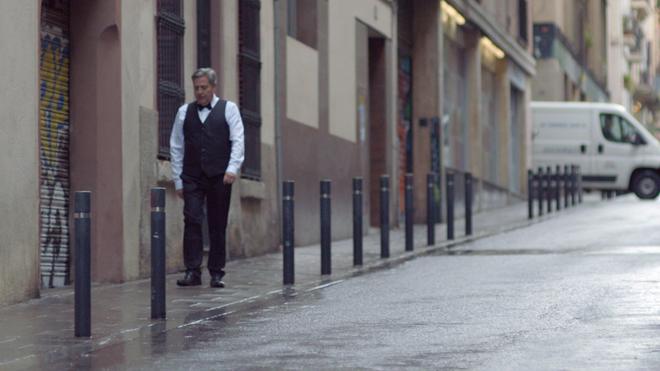 Així seria Barcelona sense bars ni restaurants ni terrasses