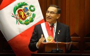 El presidente declinó responder sobre si otorgaría un nuevo indulto a Fujimori.