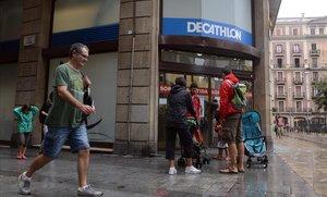 Decathlon Espanya pateix una bretxa de seguretat: 123 milions de registres, exposats