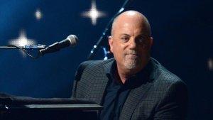 Billy Joel, autor de 'Allentown', durante una actuación en Nueva York.