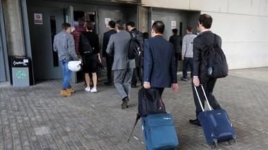 Cuenta atrás en Barcelona para la gran prueba de una feria de móviles con incertidumbres