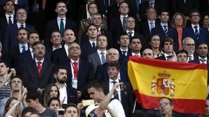 La final de Copa, de l'himne al futbol