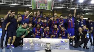 El Barça, l'equip dels rècords