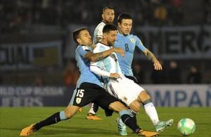 Argentina no se cura de la Messidependencia ante Uruguay