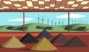 Las materias de la transición energética