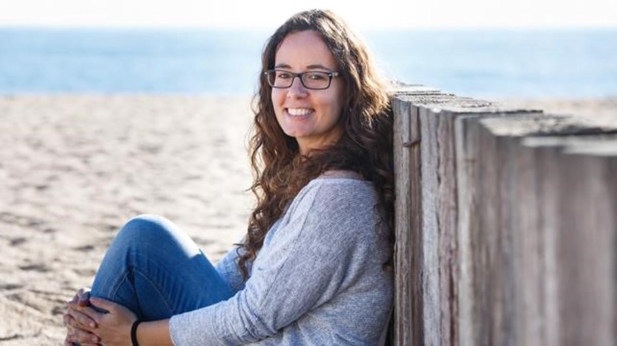 Gisela Vallès: «A veces necesitaba salir para llorar en un rincón»