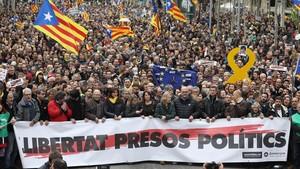 La secció sindical UGT de Renfe es desmarca de la manifestació de diumenge pels independentistes presos