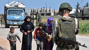 Turquia, Rússia i l'Iran creen un front comú a Síria davant els plans de retirada de Trump