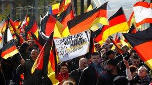 Alemanya continua dividida
