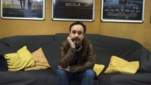 Koldo Serra, esta semana en Barcelona.