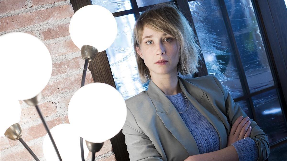 Ingrid García Jonsson: «M'agraden els personatges amb un costat fosc»