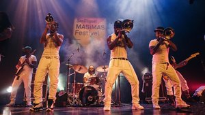 La Hypnotic Brass Ensemble, en el Teatre Coliseum.