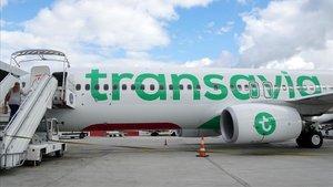 Un vol entre París i Barcelona, cancel·lat per la detenció d'un home en possessió d'un ganivet