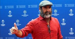 ¿Pepe Reina o Eric Cantona?