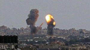 Nova onada d'atacs entre Israel i milicians palestins a Gaza