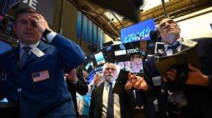 Els EUA entren en recessió després d'una caiguda històrica del PIB