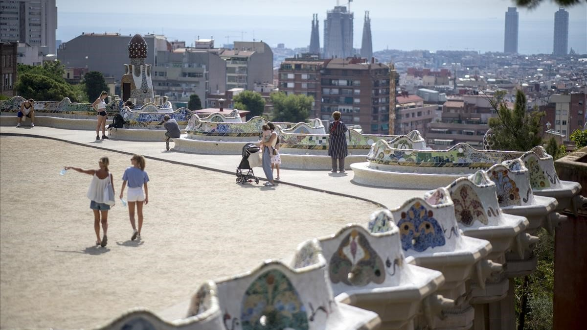 Viatge amb nens a l'univers de Gaudí
