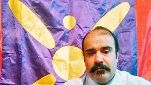 El activista iraní fallecido por una huelga de hambre.