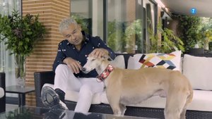 Jorge Javier Vázquez, en un momento del programa deTele 5 'Mi casa es la tuya'.