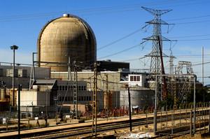 La central nuclear Vandellòs II.
