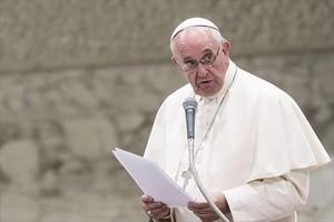 El papa Francesc.