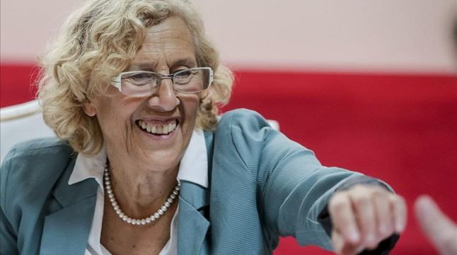 Manuela Carmela impone una multa política al PP a través del Rayo Vallecano