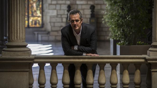 Entrevista a Joaquim Forn, Portaveu de CiU a lAjuntament.