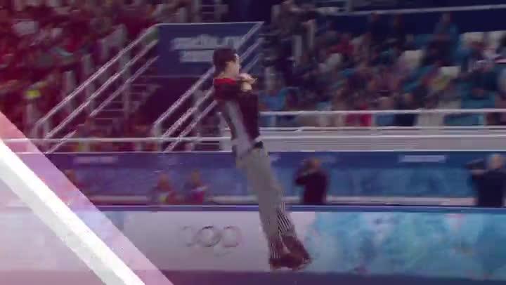 Vídeo promocional de los Juegos Olímpicos de Invierno de PyeongChang, que ofrecerá en abierto en España el canal DMax