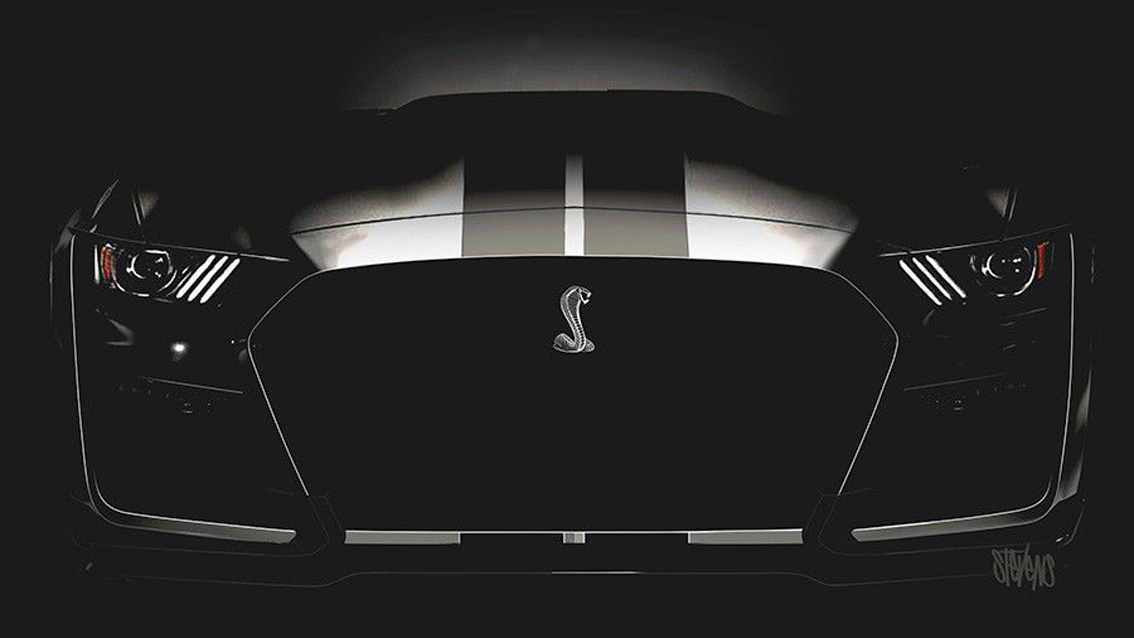 the all-new mustang shelby gt500 the legend returns mustang fordyoutubecom