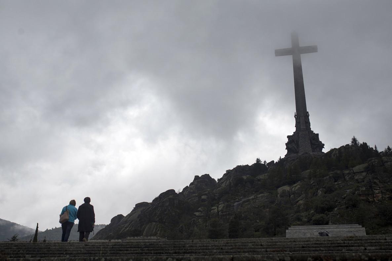 La Guàrdia Civil confirma que l'incendi del Valle de los Caídos va ser provocat