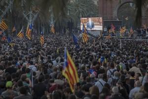Els Mossos van preveure que Rajoy declarés l'estat de setge
