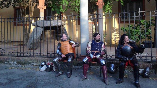 Jornada Medieval organizada por el MAC-Barcelona el próximo domingo 18.