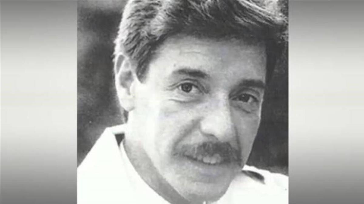 El actor de doblaje Salvador Vives.