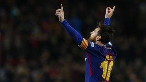 Segueix l'entrega de la Bota d'Or a Messi