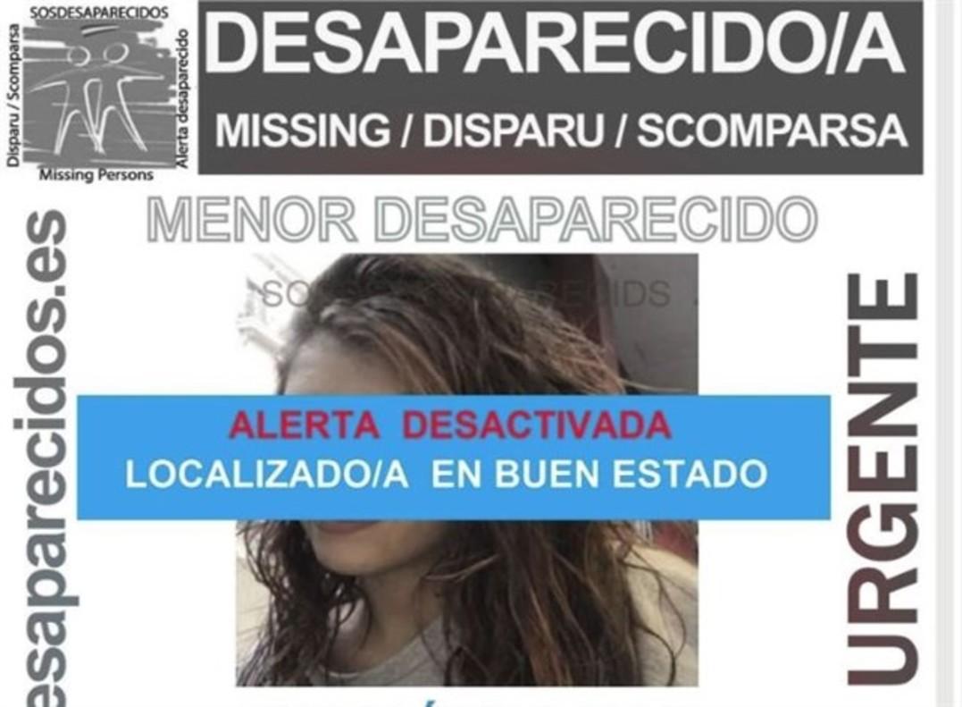 Alerta desactivada para Érica Lázaro Oliva.