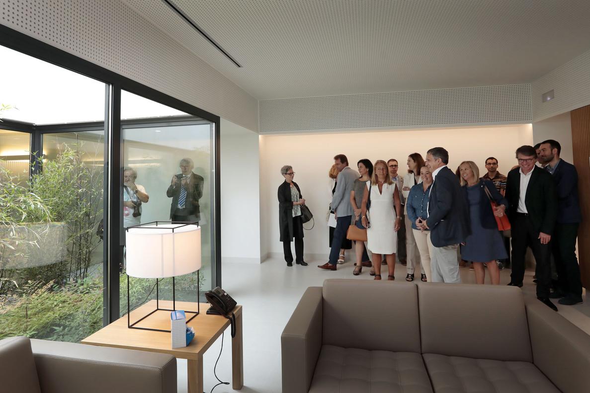 Áltima inaugura el seu tanatori de Terrassa, el primer de l'empresa al Vallès Occidental