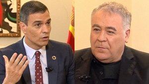 """Antonio García Ferreras, a Pedro Sánchez: """"¿Por qué no se decretó antes el Estado de Alarma?"""""""