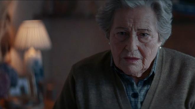 Carmina, una abuela enferma de Alzhéimer, centra el anuncio de la Lotería de Navidad 2016.